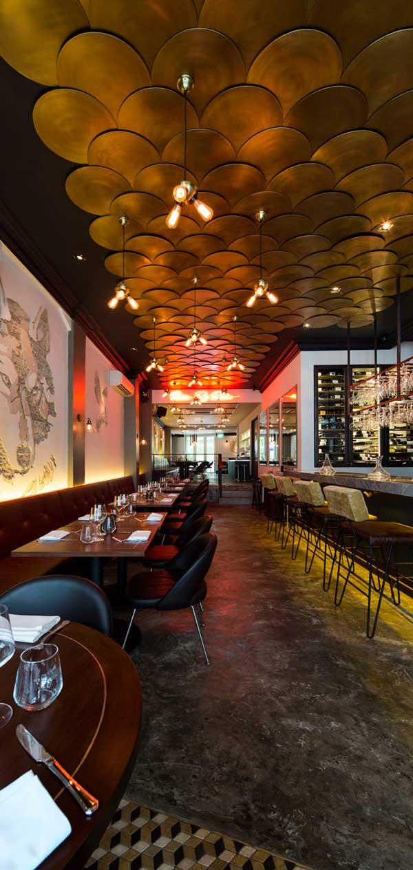 Hans kuijten restaurant design cafe restaurants