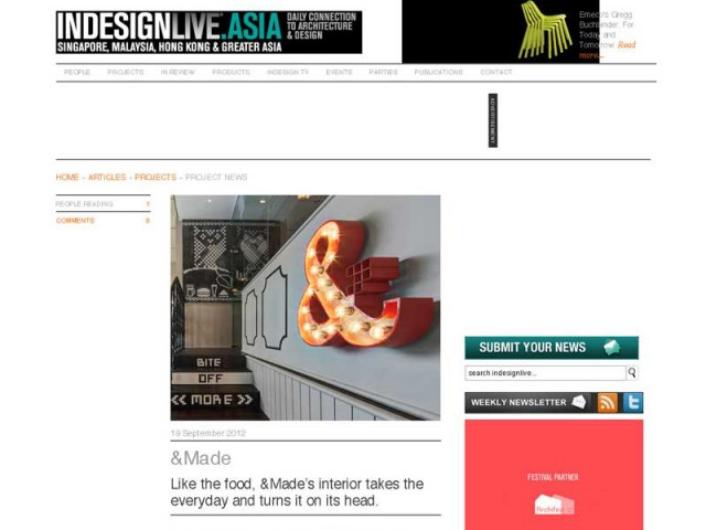 &MADE – indesignlive.asia