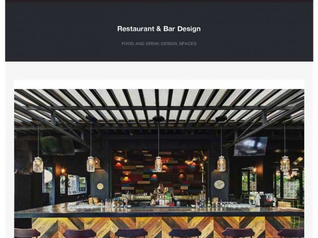 The Green Door – Restaurant & Bar Design